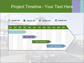 Airplane Industry PowerPoint Template - Slide 25