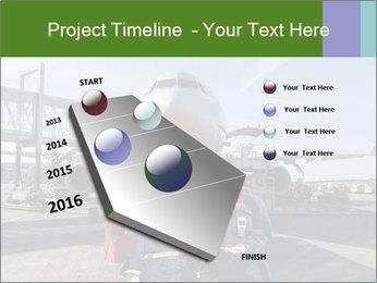Airplane Industry PowerPoint Template - Slide 26