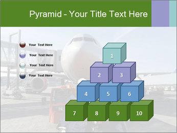 Airplane Industry PowerPoint Template - Slide 31