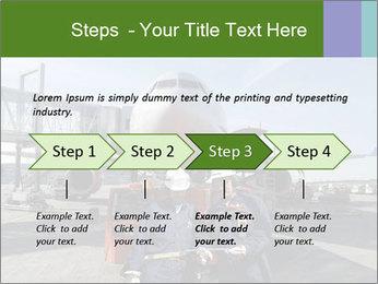 Airplane Industry PowerPoint Template - Slide 4
