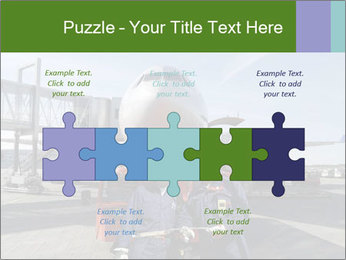 Airplane Industry PowerPoint Template - Slide 41