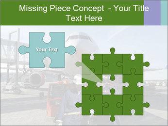 Airplane Industry PowerPoint Template - Slide 45