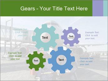 Airplane Industry PowerPoint Template - Slide 47
