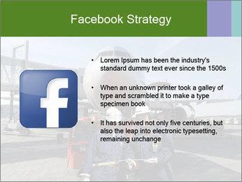 Airplane Industry PowerPoint Template - Slide 6