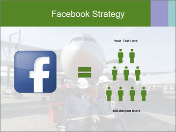 Airplane Industry PowerPoint Template - Slide 7