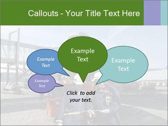 Airplane Industry PowerPoint Template - Slide 73