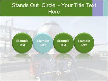 Airplane Industry PowerPoint Template - Slide 76