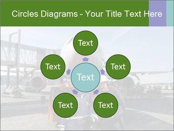 Airplane Industry PowerPoint Template - Slide 78
