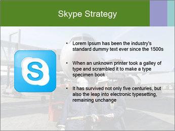 Airplane Industry PowerPoint Template - Slide 8
