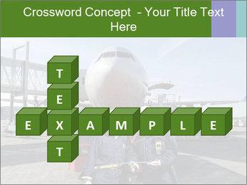 Airplane Industry PowerPoint Template - Slide 82