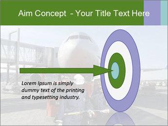 Airplane Industry PowerPoint Template - Slide 83