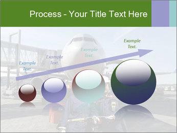 Airplane Industry PowerPoint Template - Slide 87