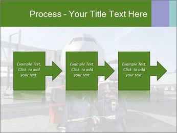 Airplane Industry PowerPoint Template - Slide 88