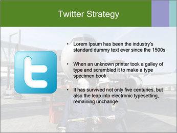 Airplane Industry PowerPoint Template - Slide 9
