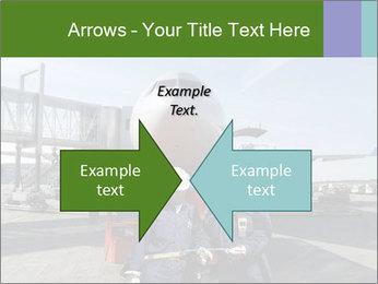 Airplane Industry PowerPoint Template - Slide 90