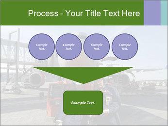 Airplane Industry PowerPoint Template - Slide 93