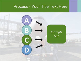 Airplane Industry PowerPoint Template - Slide 94