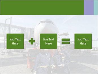 Airplane Industry PowerPoint Template - Slide 95