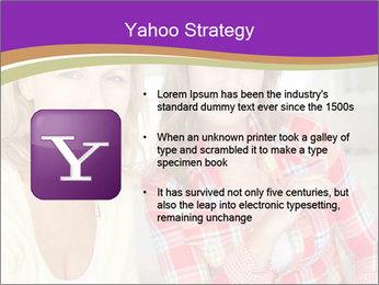 Best Female Friends PowerPoint Template - Slide 11