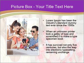 Best Female Friends PowerPoint Template - Slide 13