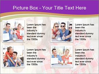 Best Female Friends PowerPoint Template - Slide 14