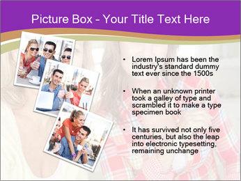 Best Female Friends PowerPoint Template - Slide 17
