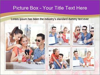 Best Female Friends PowerPoint Template - Slide 19