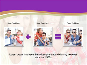 Best Female Friends PowerPoint Template - Slide 22