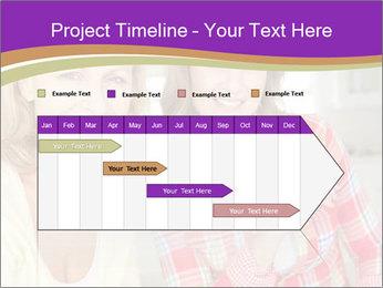Best Female Friends PowerPoint Template - Slide 25