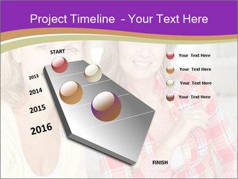 Best Female Friends PowerPoint Template - Slide 26