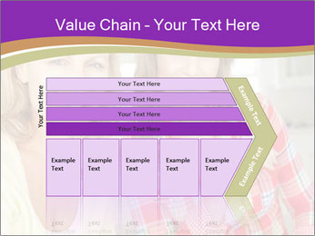Best Female Friends PowerPoint Template - Slide 27