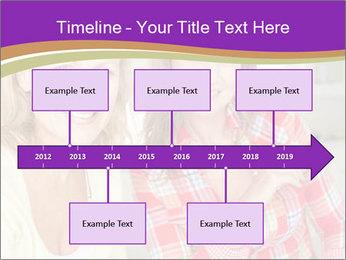 Best Female Friends PowerPoint Template - Slide 28