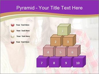 Best Female Friends PowerPoint Template - Slide 31