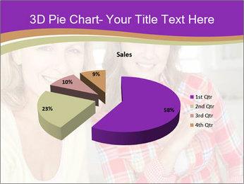Best Female Friends PowerPoint Template - Slide 35