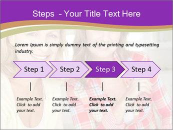 Best Female Friends PowerPoint Template - Slide 4