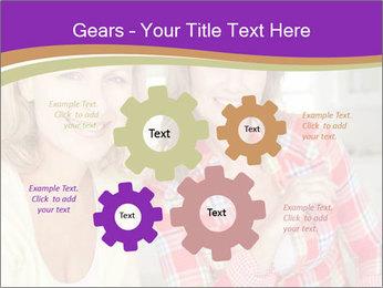 Best Female Friends PowerPoint Template - Slide 47