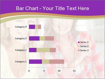 Best Female Friends PowerPoint Template - Slide 52