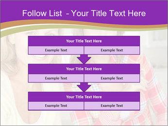 Best Female Friends PowerPoint Template - Slide 60