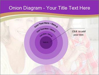 Best Female Friends PowerPoint Template - Slide 61