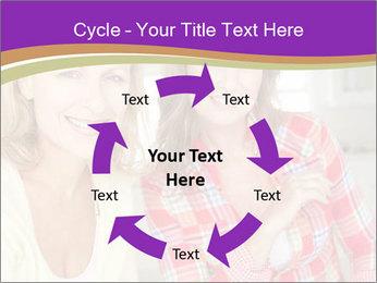 Best Female Friends PowerPoint Template - Slide 62