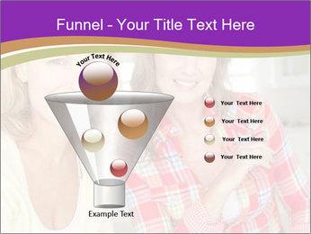 Best Female Friends PowerPoint Template - Slide 63