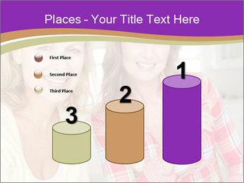 Best Female Friends PowerPoint Template - Slide 65