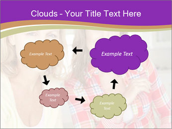 Best Female Friends PowerPoint Template - Slide 72