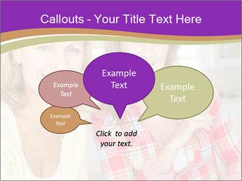 Best Female Friends PowerPoint Template - Slide 73