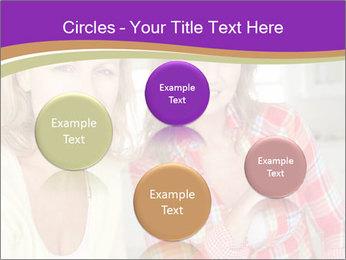 Best Female Friends PowerPoint Template - Slide 77