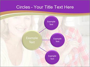 Best Female Friends PowerPoint Template - Slide 79