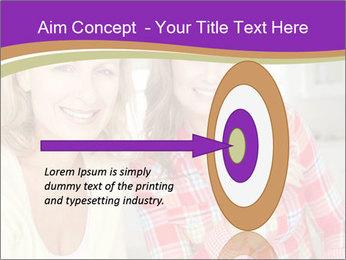Best Female Friends PowerPoint Template - Slide 83