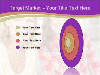 Best Female Friends PowerPoint Template - Slide 84