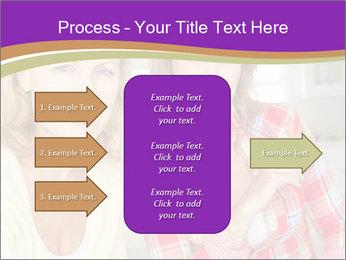 Best Female Friends PowerPoint Template - Slide 85