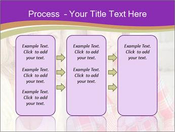 Best Female Friends PowerPoint Template - Slide 86
